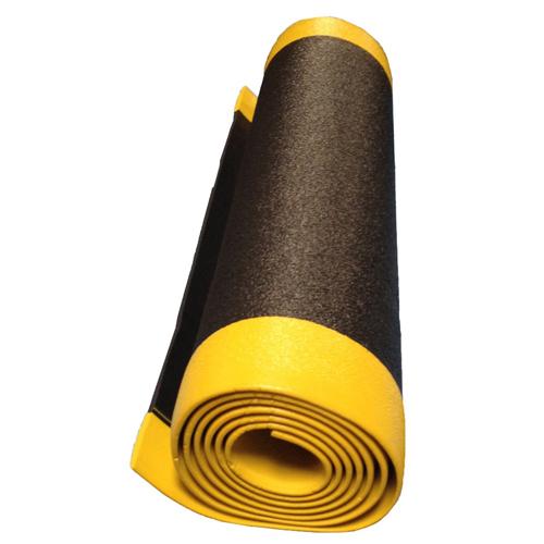 Black_Anti_Fatigue_Mat_Yellow_Border_Textured