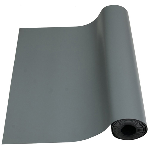 Gray_ESD_High_Temperature_Mat_Roll
